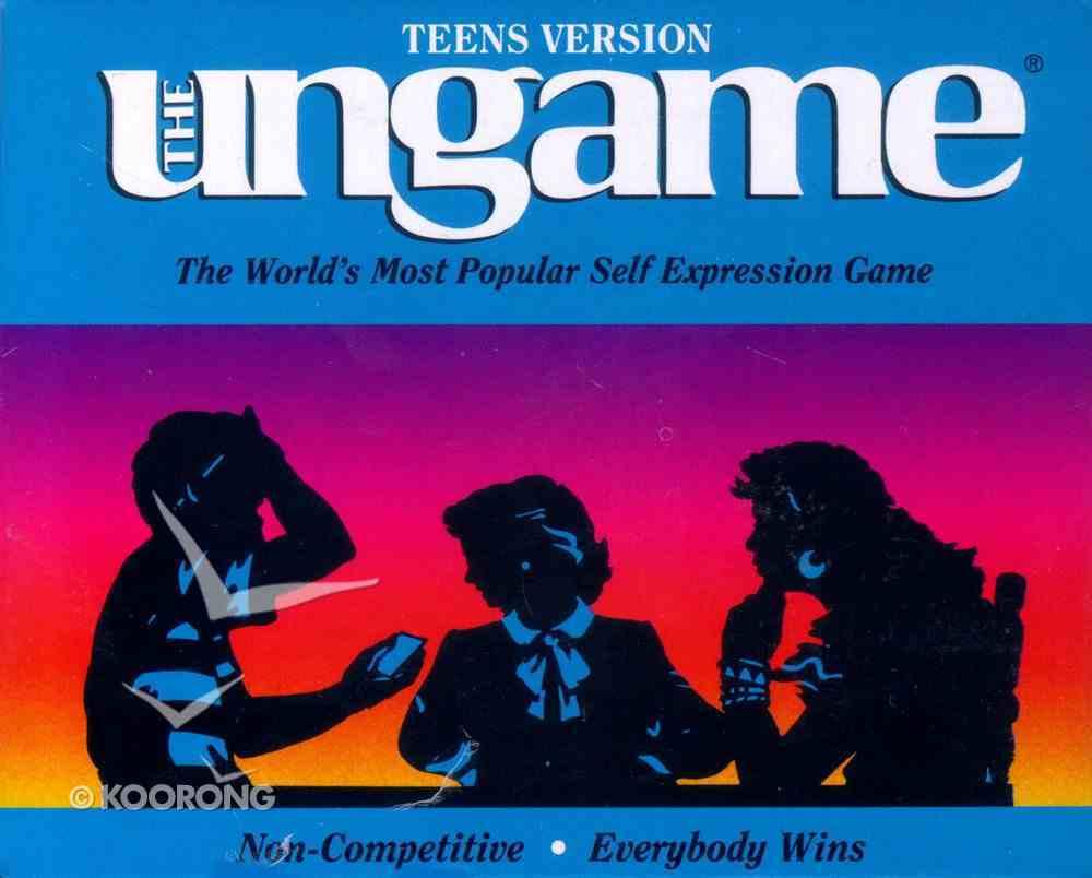 Ungame Pocket Teens Version Game