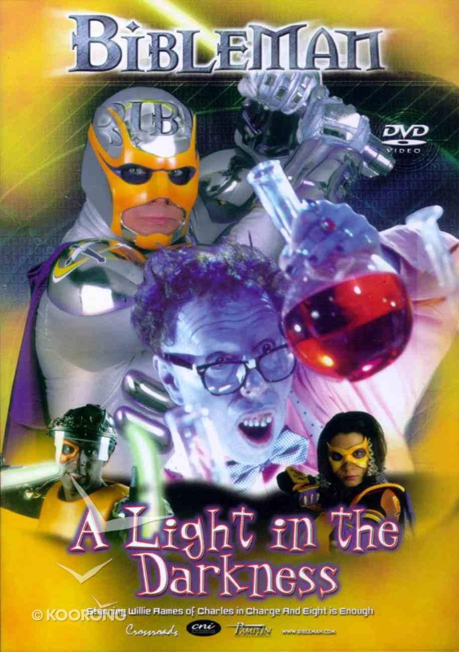 Bibleman: A Light in the Darkness DVD