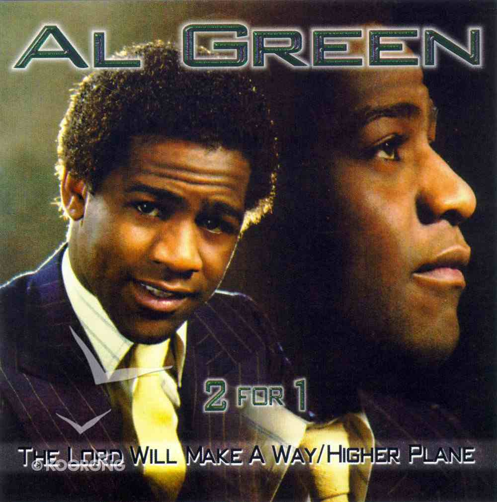 Lord Will Make a Way & Higher Plane CD