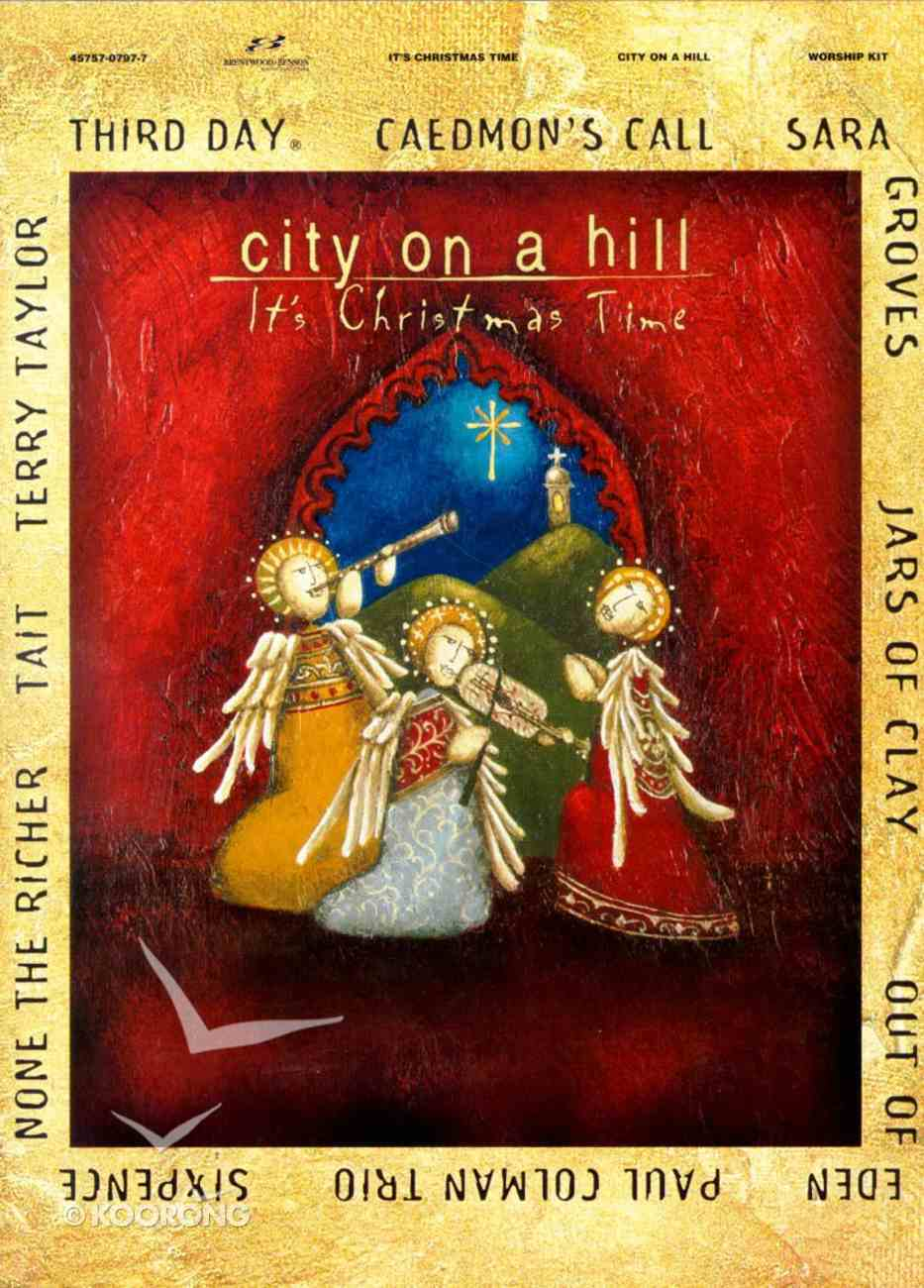 City on a Hill: It's Christmas Time (Music Book) Paperback