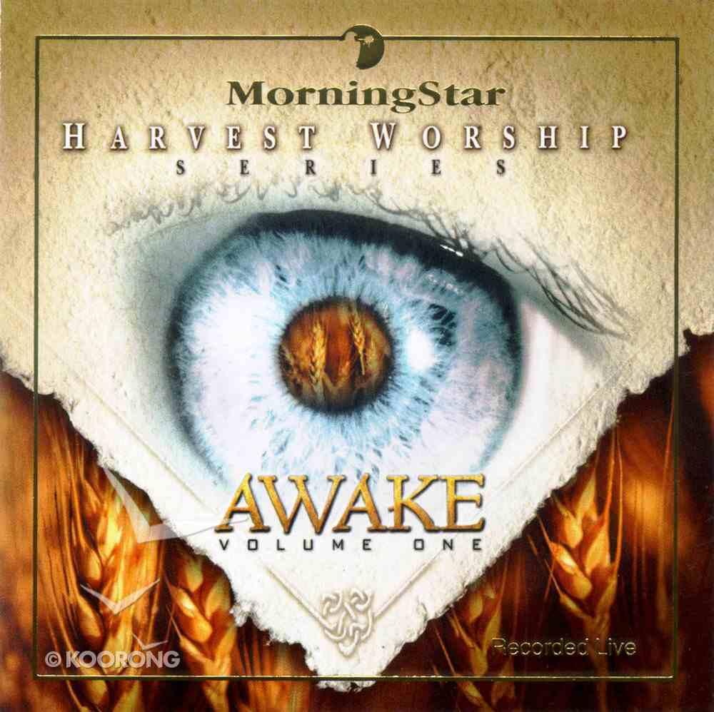 Harvest Worship Series #01: Awake CD