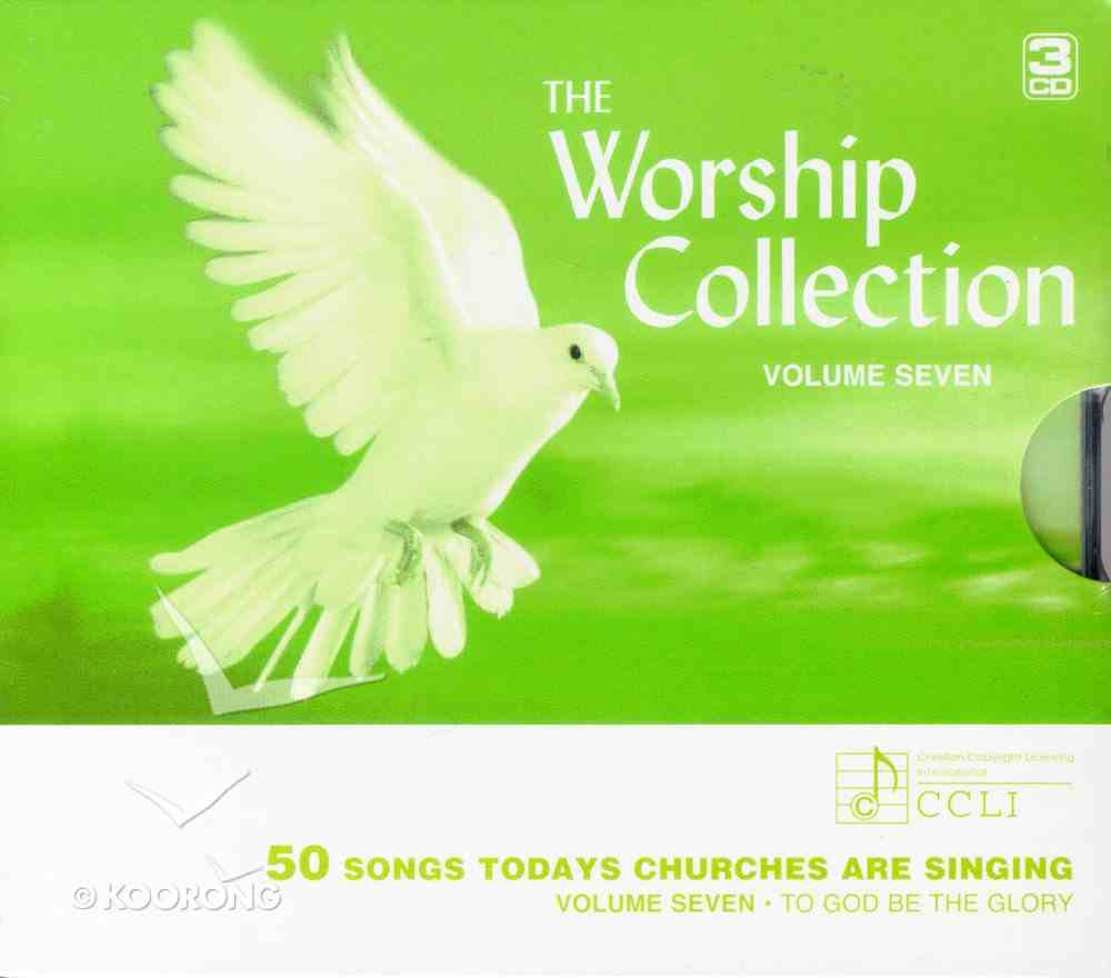 Worship Collection #07 (3 CD Pack) (#07 in Worship Collection) Pack