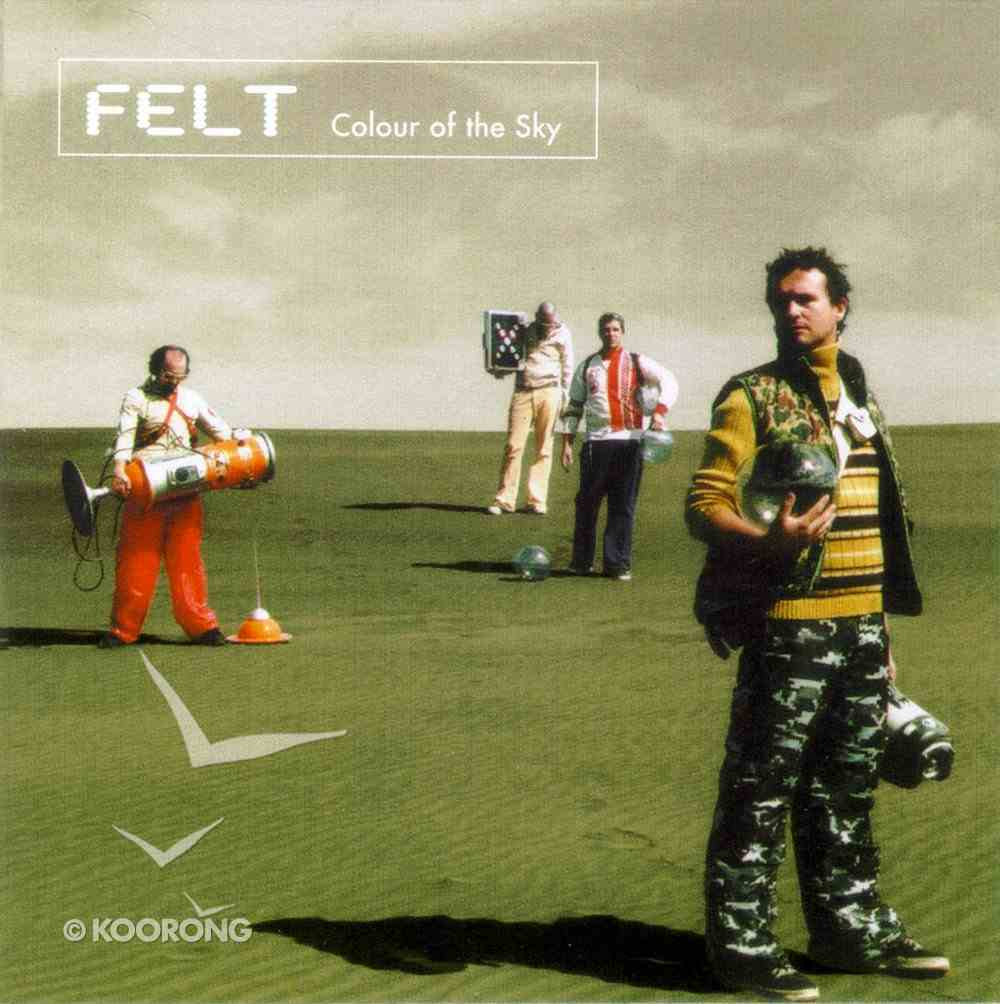 Colour of the Sky CD