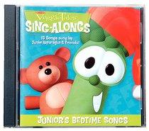 Album Image for Veggie Tunes: Junior's Bedtime Songs - DISC 1