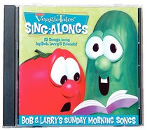 Album Image for Bob & Larry's Sunday Morning Songs (Veggie Tales Music Series) - DISC 1