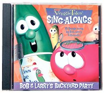 Album Image for Bob & Larry's Backyard Party (Veggie Tales Music Series) - DISC 1