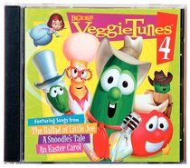 Album Image for Veggie Tunes #04 (Veggie Tales Music Series) - DISC 1