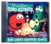 Album Image for Bob and Larry's Campfire Songs (Veggie Tales Music Series) - DISC 1