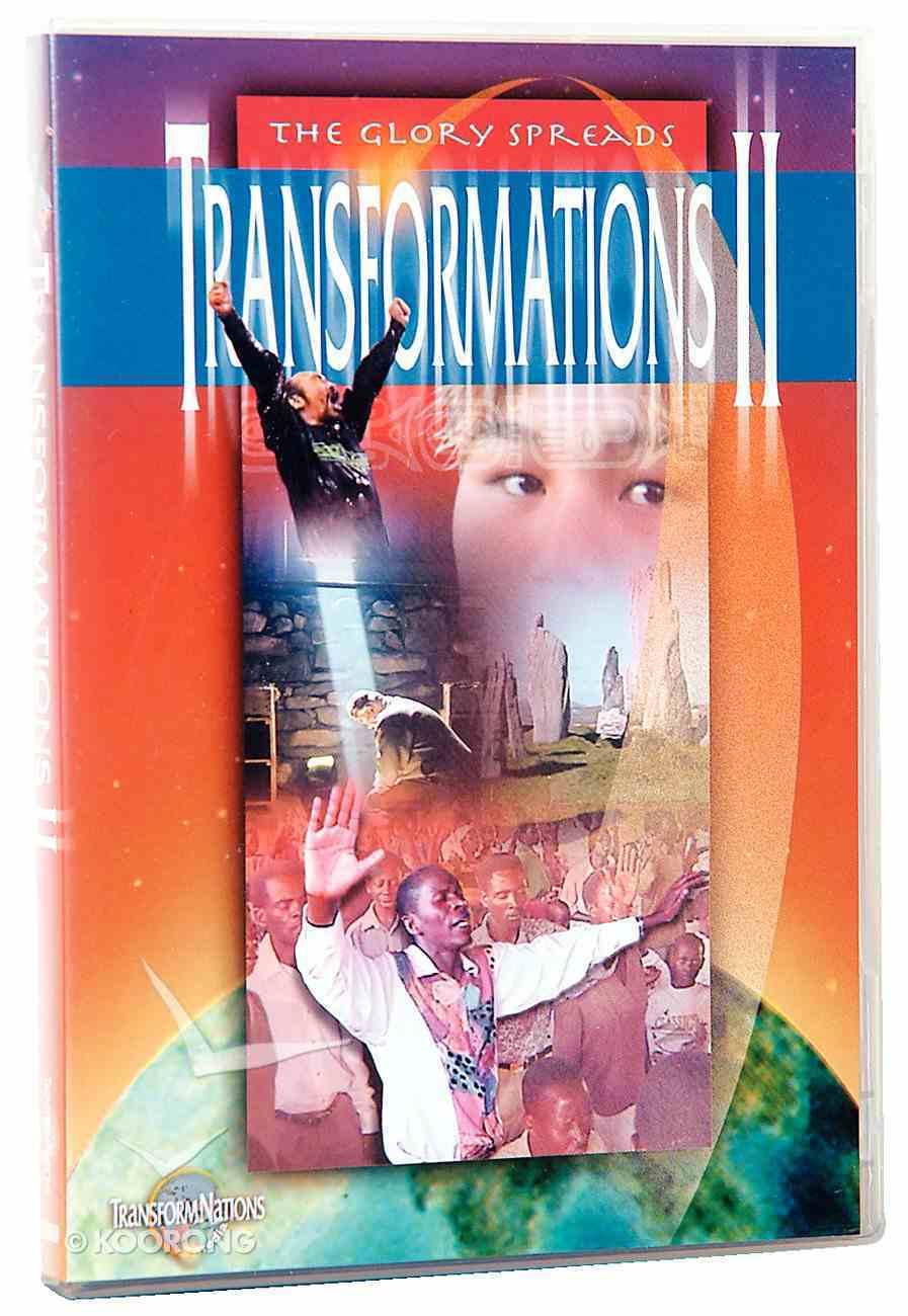 Transformations II DVD