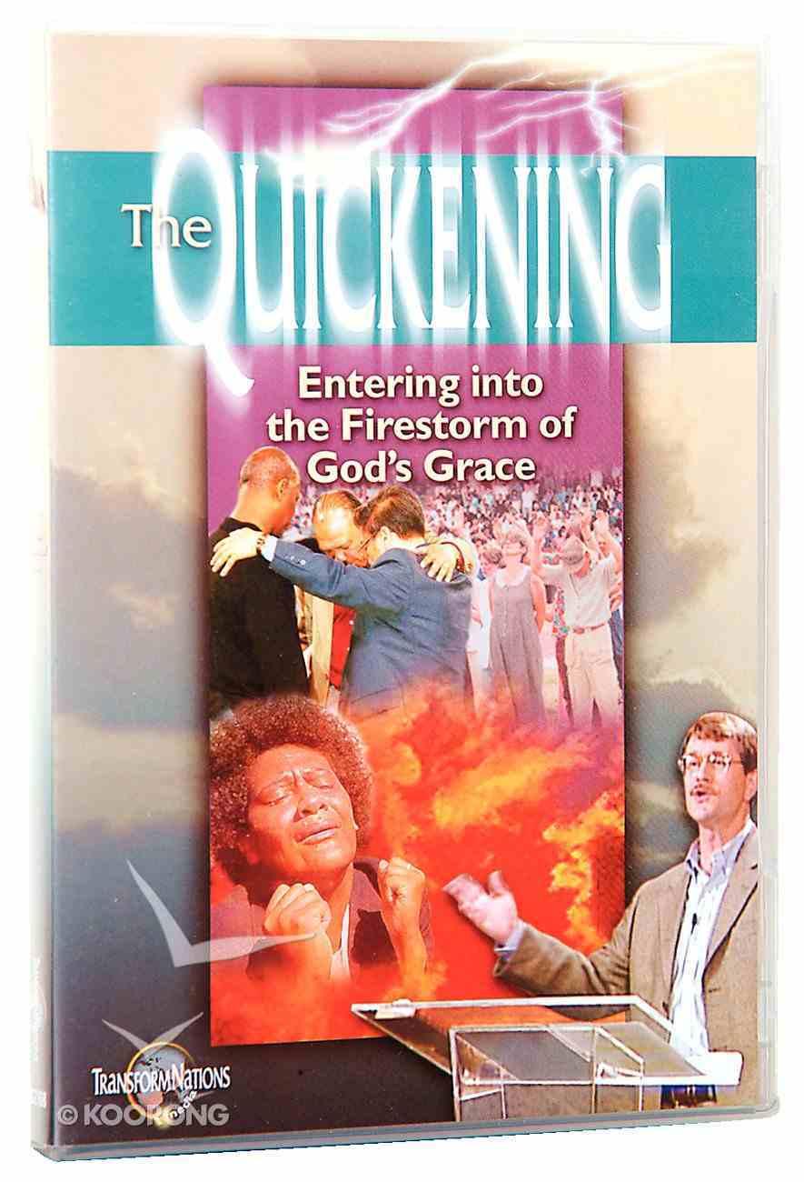 Quickening DVD