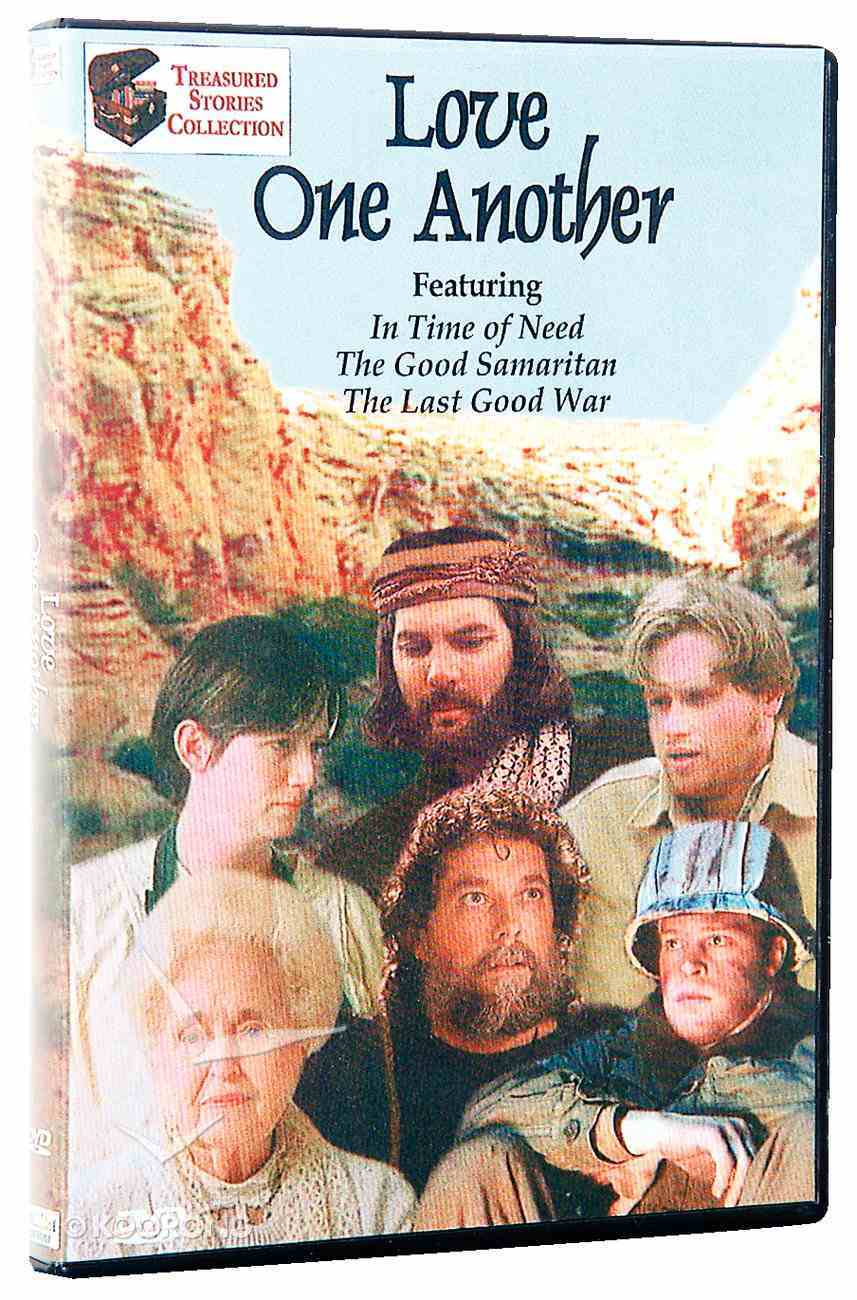 Love One Another DVD