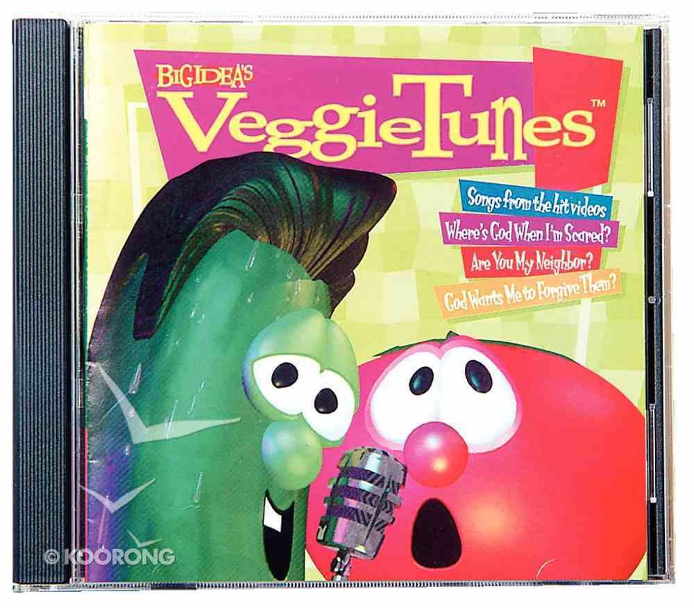 Veggie Tunes #01 (Veggie Tales Music Series) CD