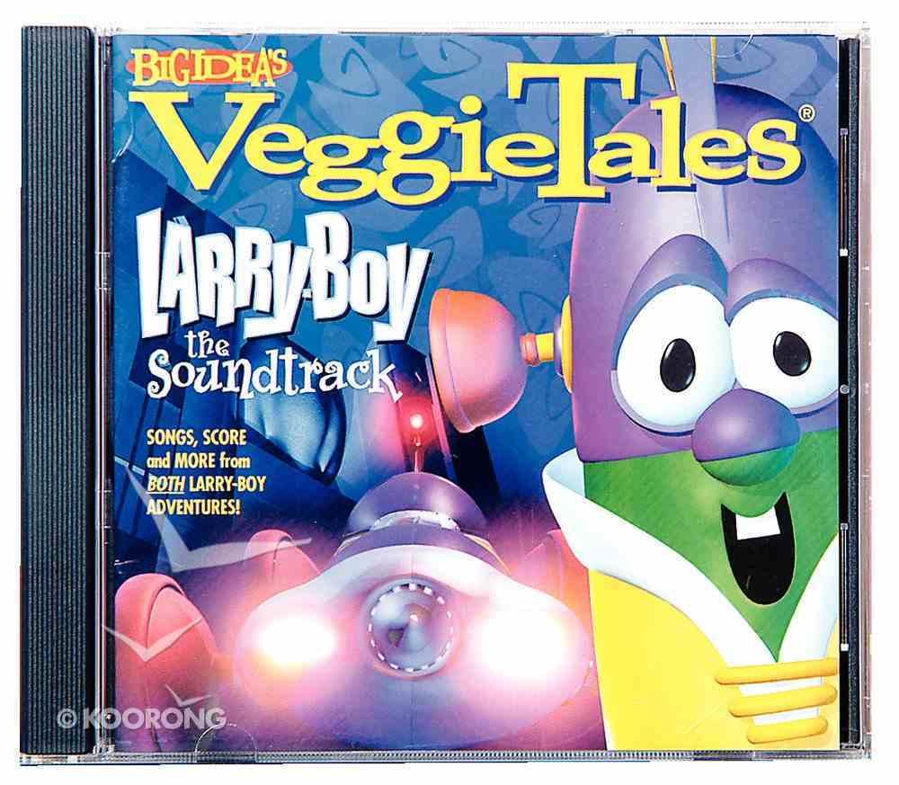 Larryboy the Soundtrack (Veggie Tales Music Series) CD