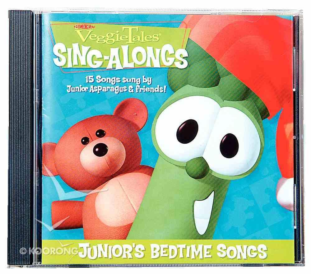 Veggie Tunes: Junior's Bedtime Songs CD