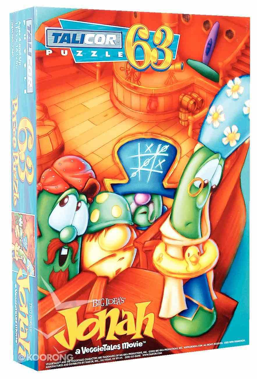 Jonah (63 Pieces) (Veggie Tales (Veggietales) Series) Box