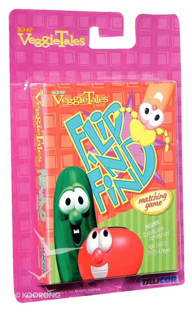 Flip 'N Find (Veggie Tales (Veggietales) Series) Game