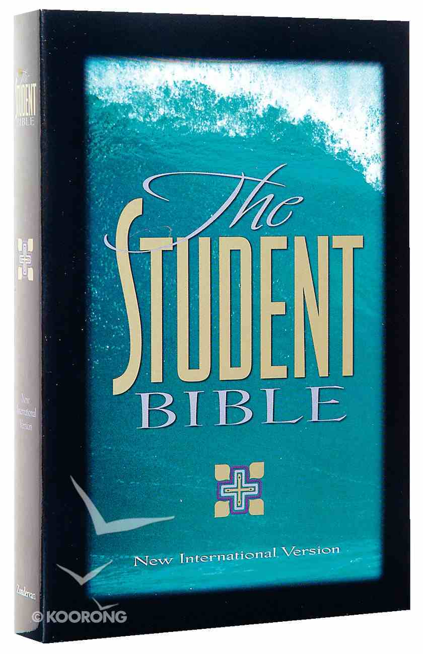 NIV Student Bible Compact Paperback Paperback