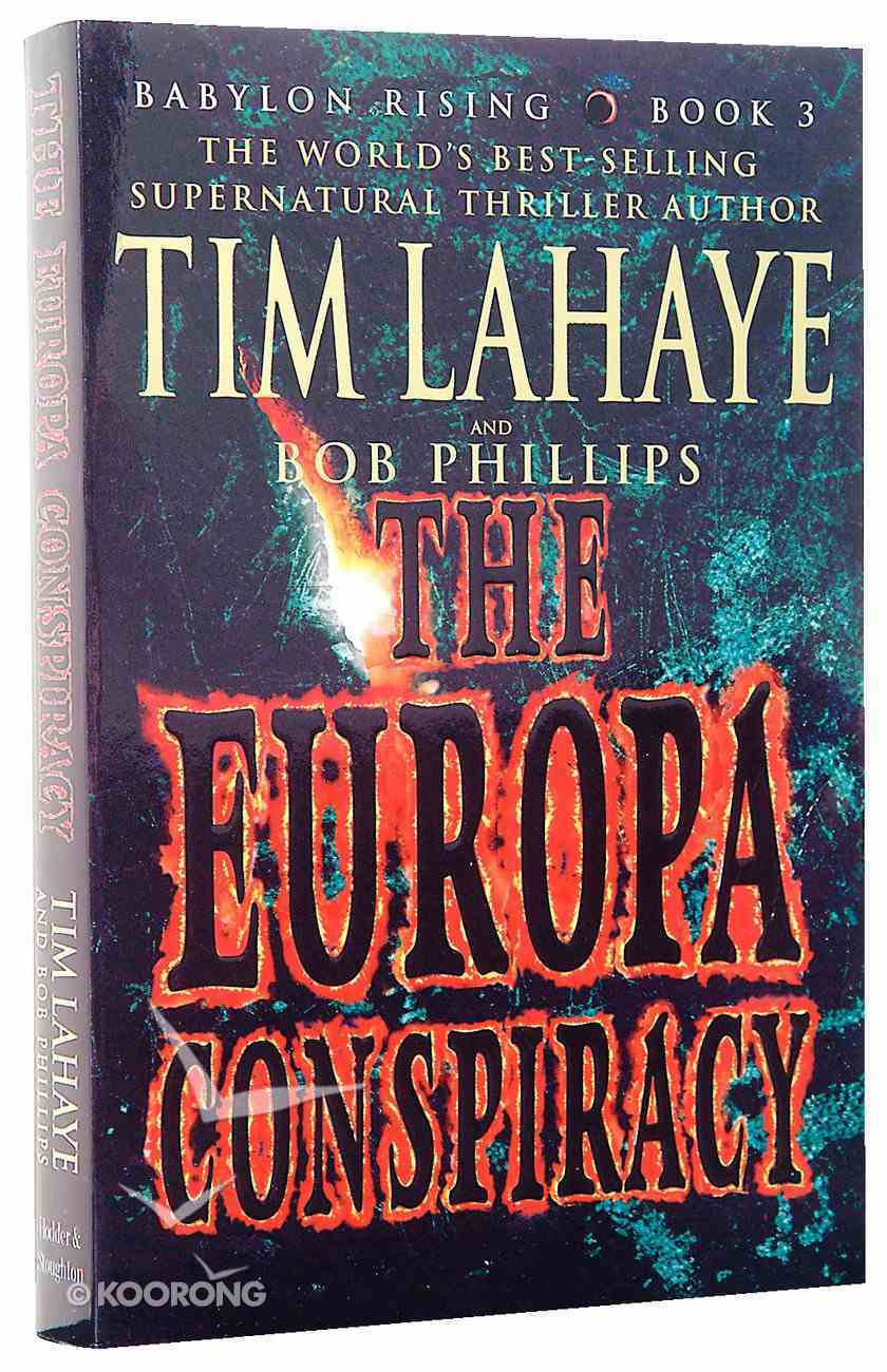 The Europa Conspiracy (#03 in Babylon Rising Series) Paperback