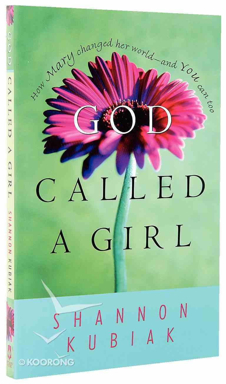 God Called a Girl Paperback