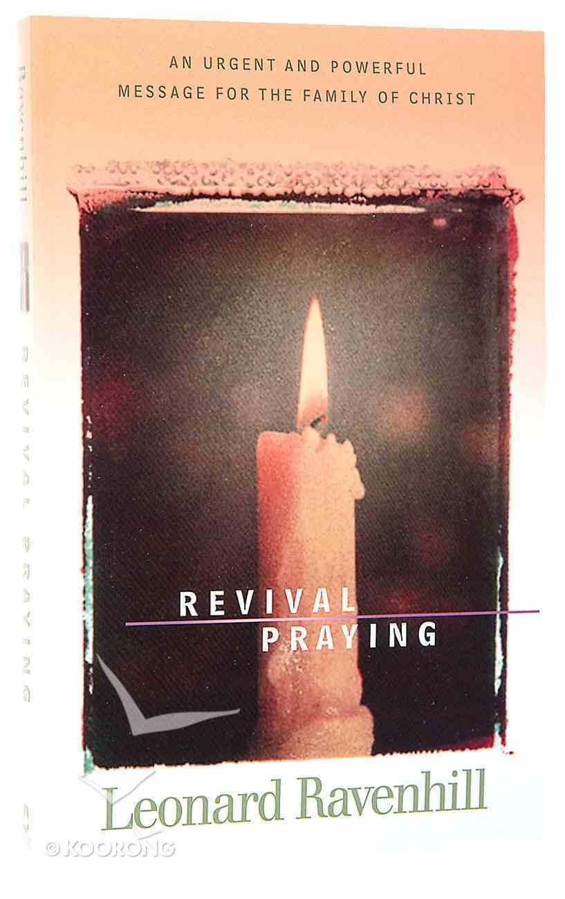 Revival Praying Paperback