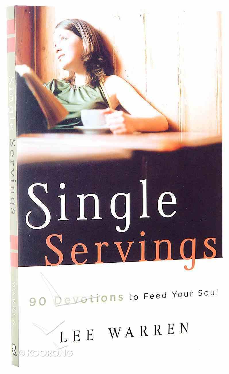 Single Servings Paperback
