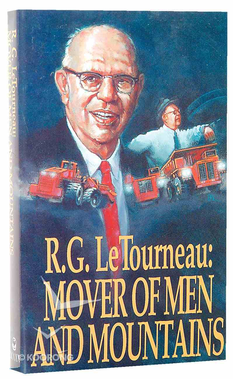 Mover of Men and Mountains Paperback