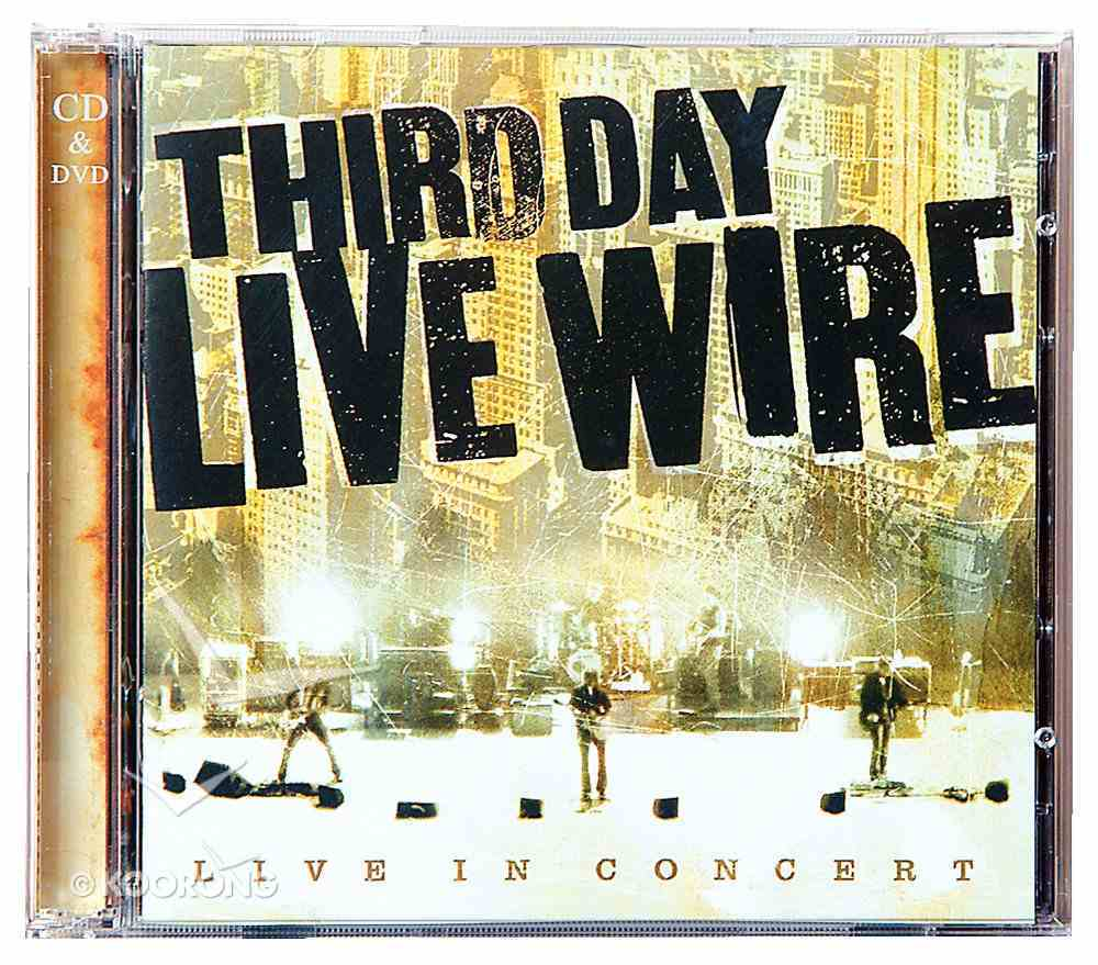 Live Wire Cd/Dvd CD
