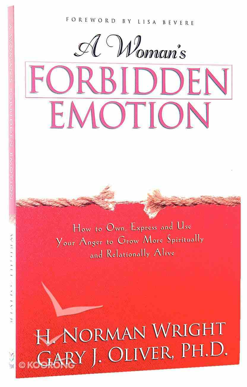 A Woman's Forbidden Emotion Paperback