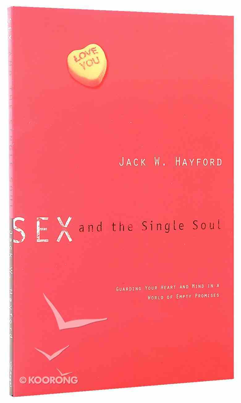 Sex and the Single Soul Paperback