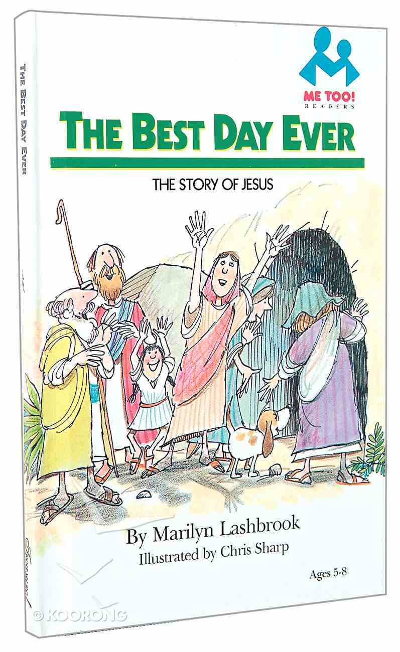 The Best Day Ever (Me Too! Series) Hardback
