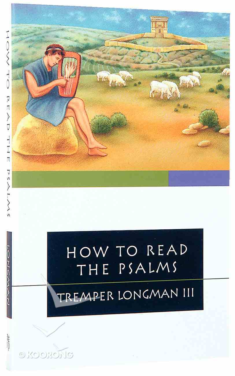 How to Read the Psalms (How To Read Series) Paperback