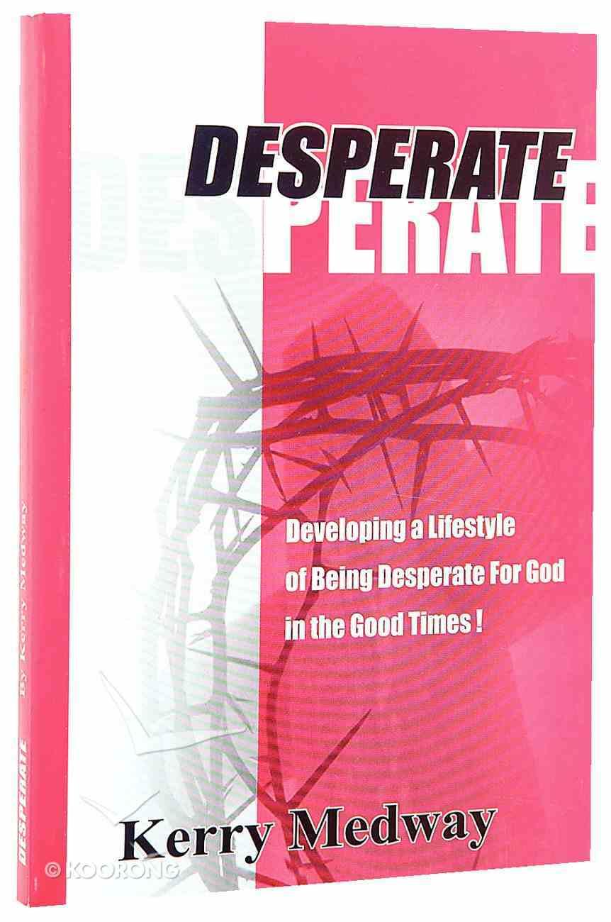 Desperate Paperback