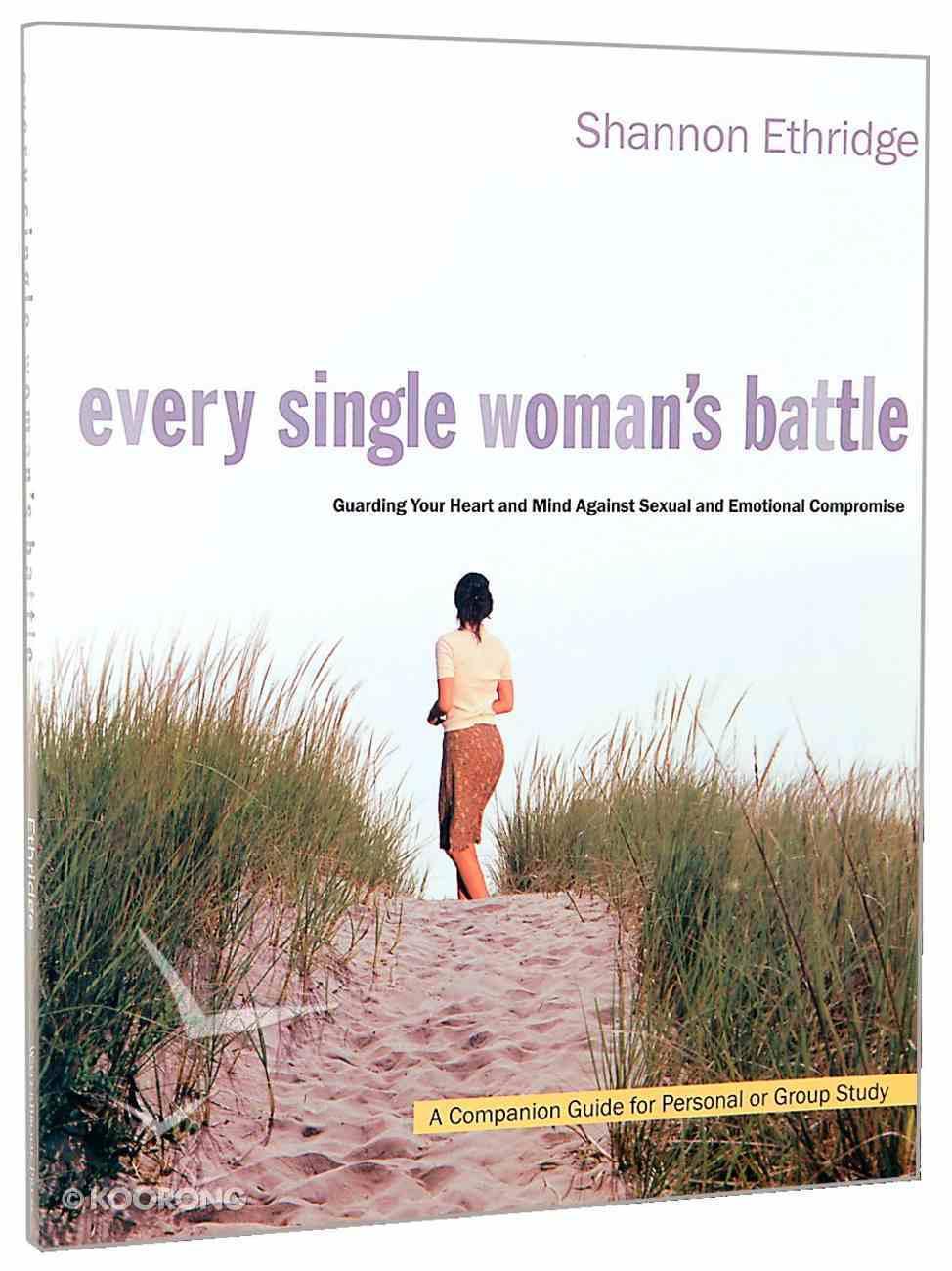 Every Single Woman's Battle Workbook Paperback