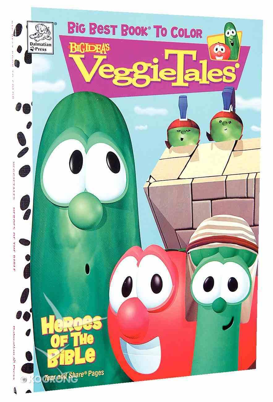 Veggie Tales: Heroes of the Bible Paperback