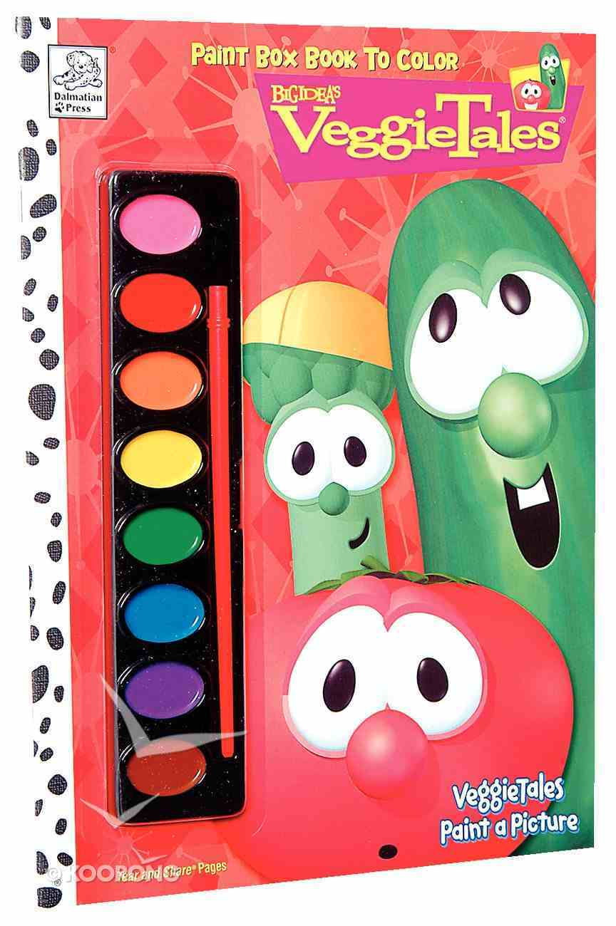 Paint a Picture (Veggie Tales (Veggietales) Series) Paperback