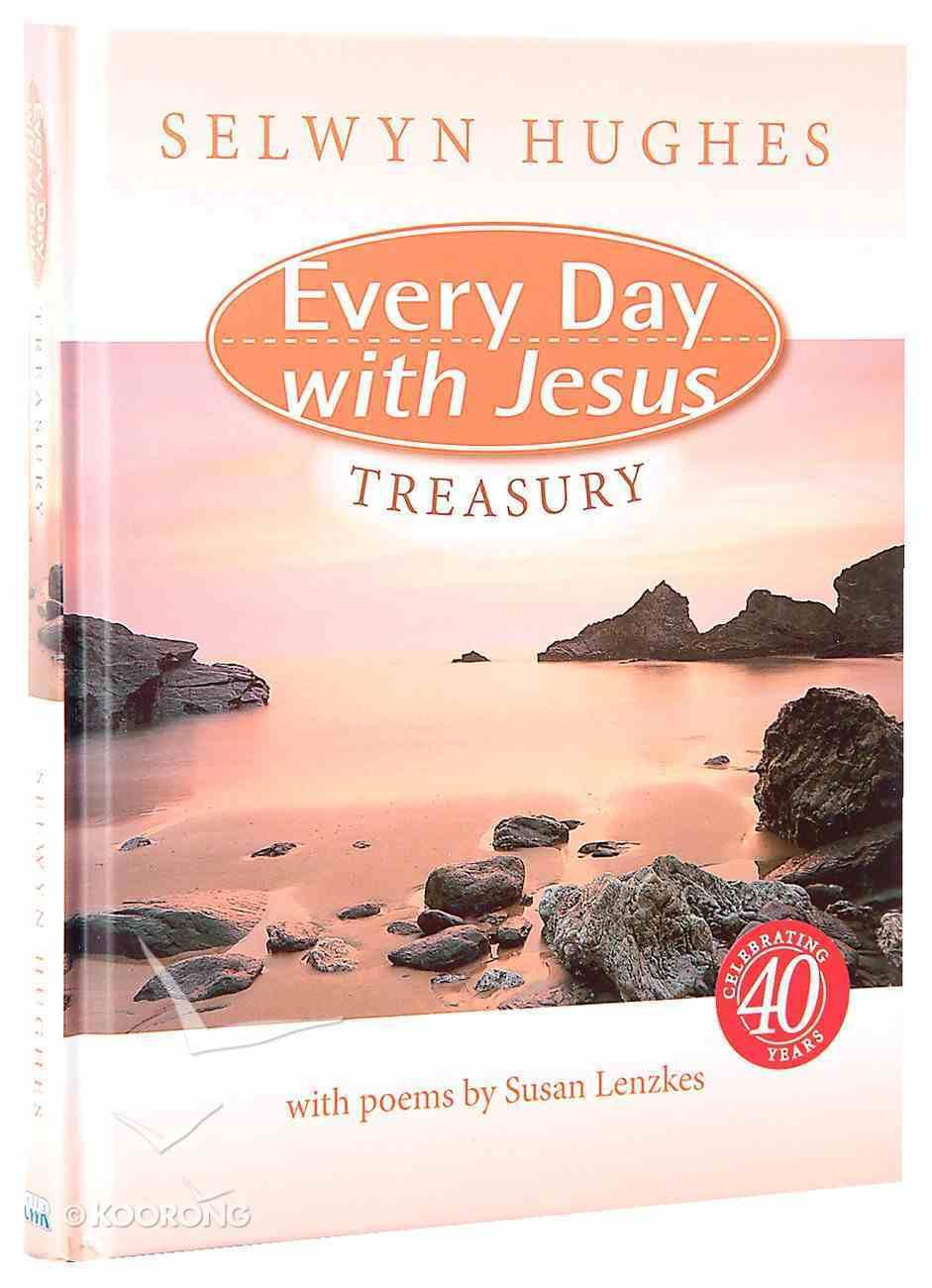 Every Day With Jesus Treasury Hardback