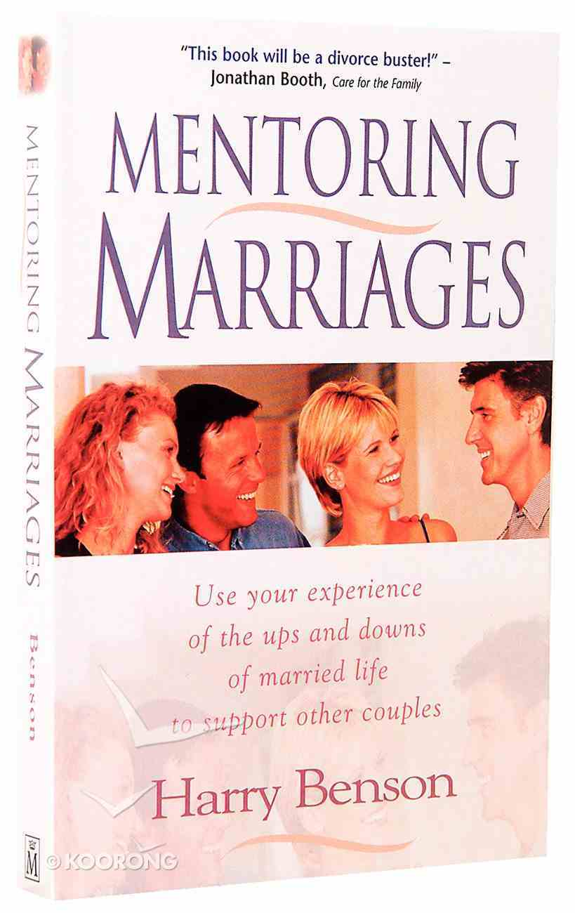 Mentoring Marriages Paperback