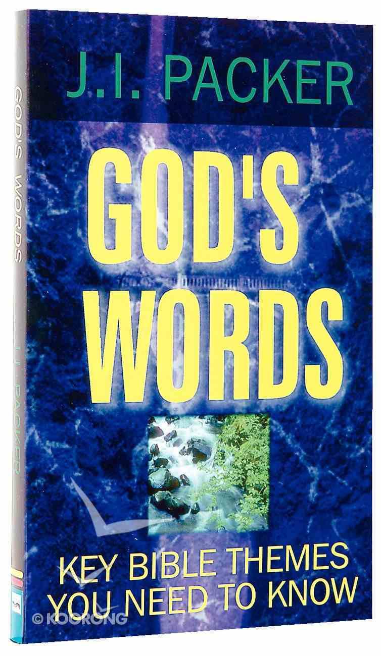 God's Words Paperback