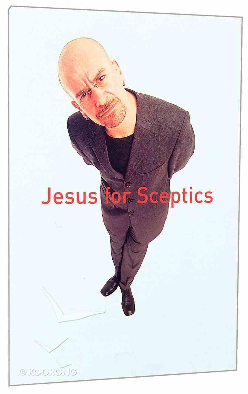 Jesus For Skeptics Booklet