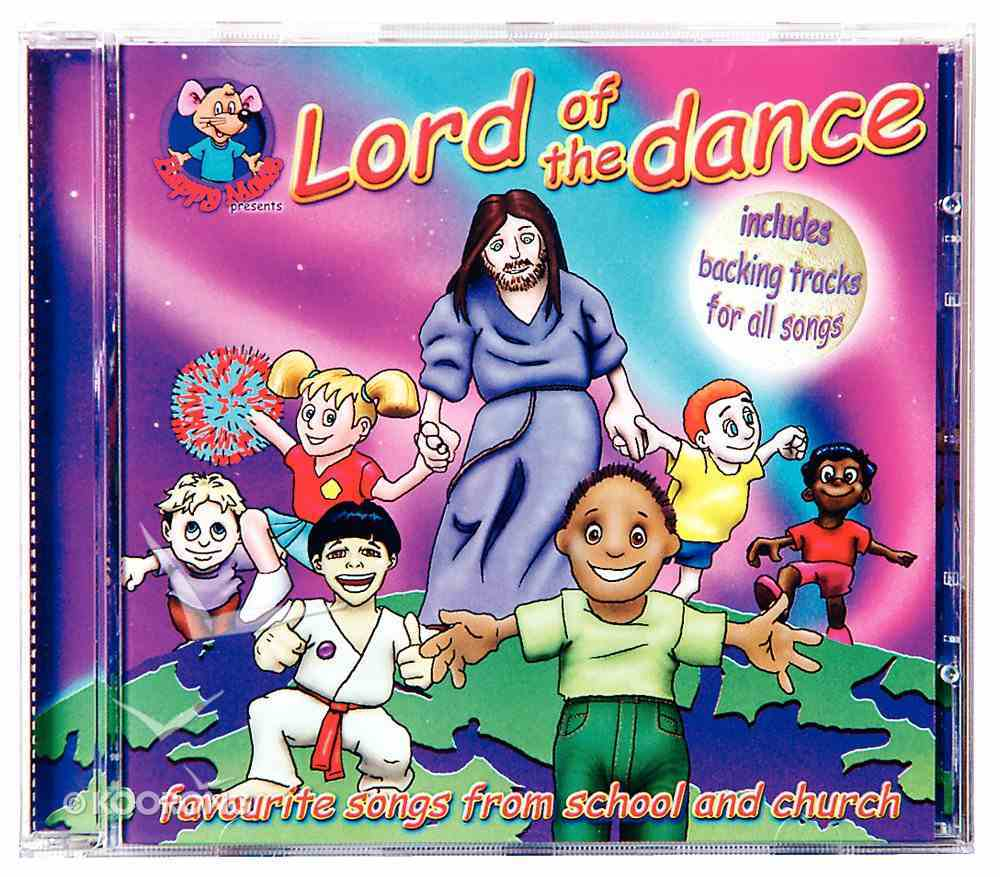 Lord of the Dance (Happy Mouse Presents Series) CD