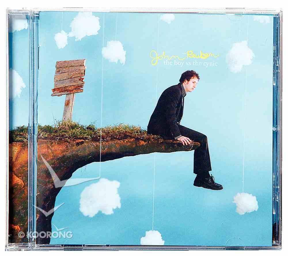Boy V the Cynic CD