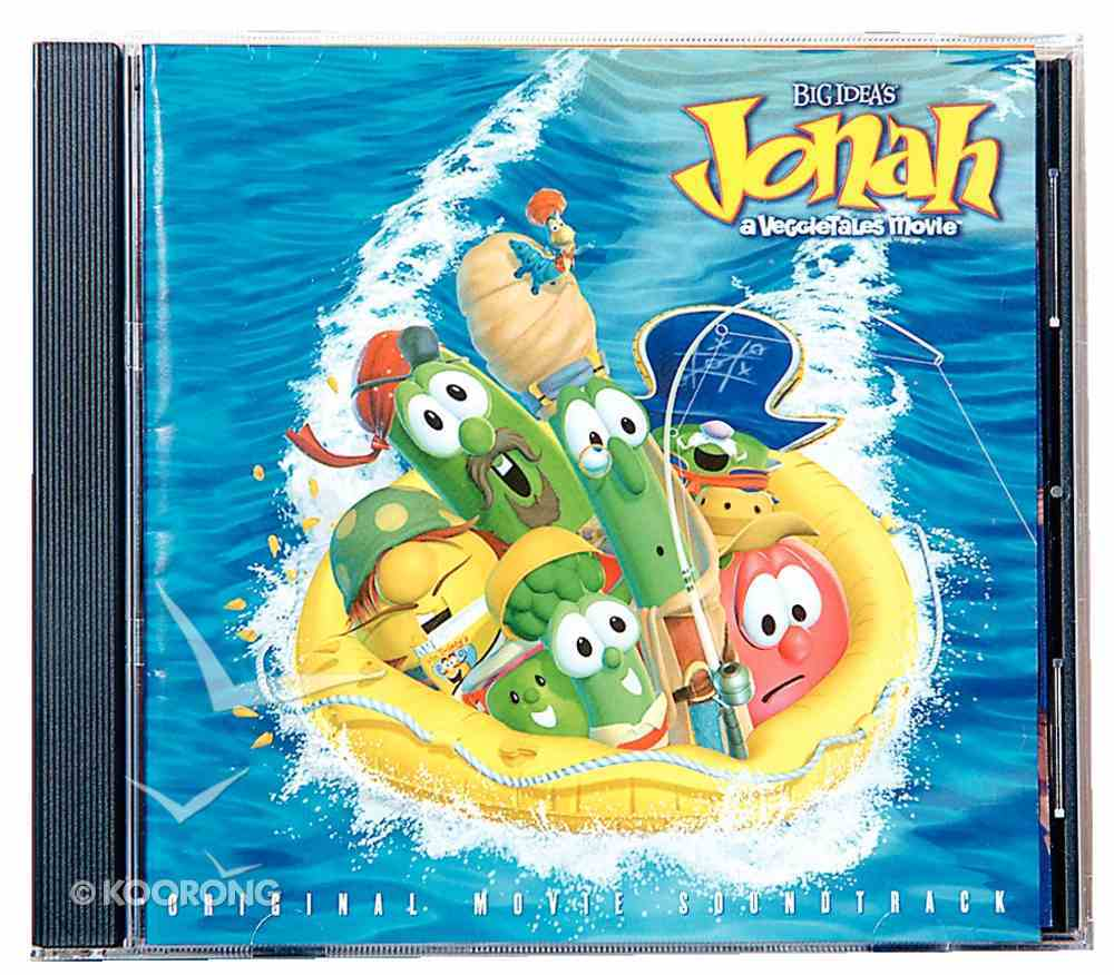 Jonah Movie Soundtrack (Veggie Tales Music Series) CD