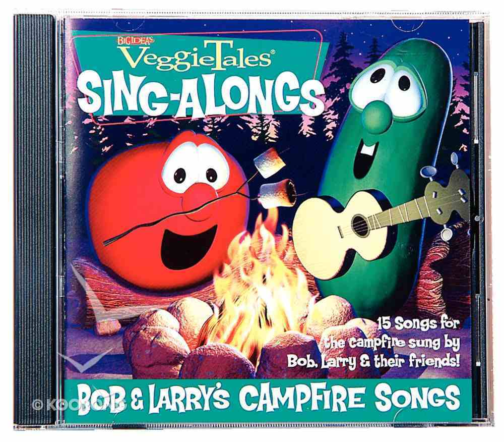 Bob and Larry's Campfire Songs (Veggie Tales Music Series) CD