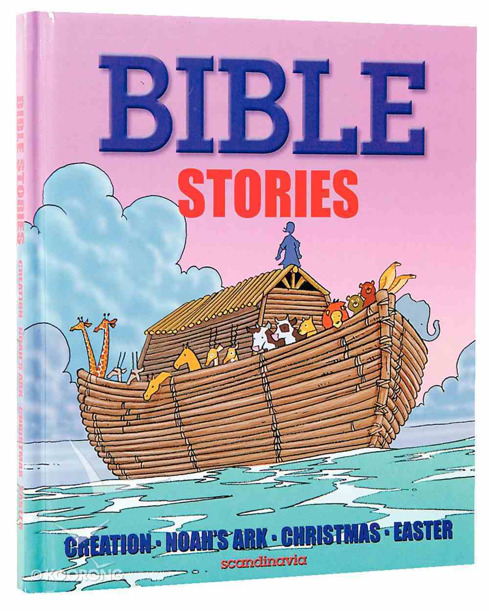 Bible Stories Hardback
