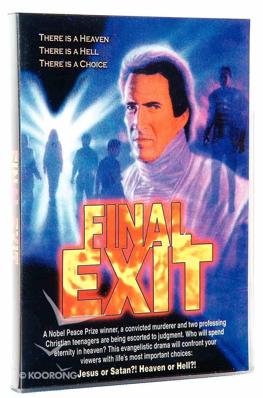 Final Exit DVD