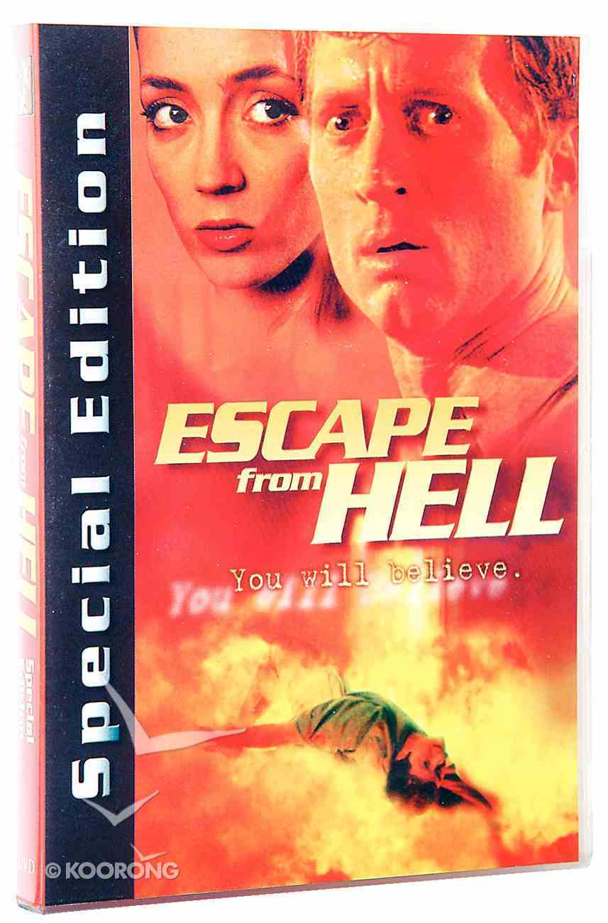 Escape From Hell DVD