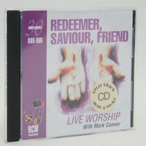 Album Image for Rcm Volume E: Supplement 30 Redeemer, Saviour, Friend (Split Trax) (886-899) - DISC 1