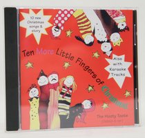 Album Image for Ten More Little Fingers of Christmas - DISC 1