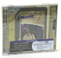 Album Image for Mark Schultz Live: A Night of Stories and Songs (Cd/dvd) - DISC 1