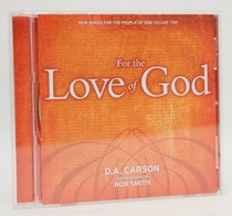 Album Image for For the Love of God - DISC 1
